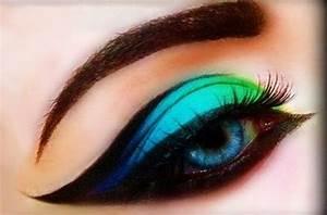 smokey eye makeup tutorial for green eyes | brown smokey ...