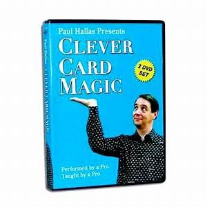 Clever Card Magic DVD Set - Fast Shipping | MagicTricks.com