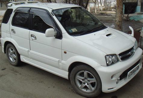 Daihatsu Terios Photo by 2001 Daihatsu Terios Photos 1 3 Gasoline Automatic For Sale