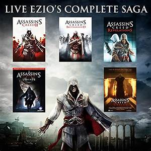 Assassin's Creed The Ezio Collection - PlayStation 4 ...