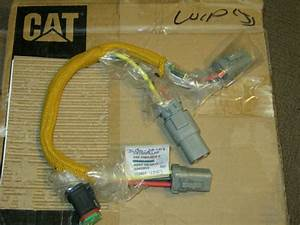 Caterpillar Test Scan Wiring Harness 242