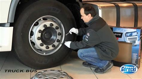 install  wheel covers truckbuslorrytir