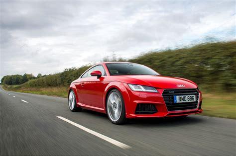 Audi Tt 2.0 Tfsi Quattro (2015) Review