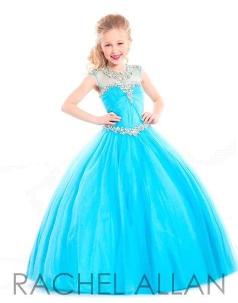 Light Blue Flower Girl Dresses Kzdress