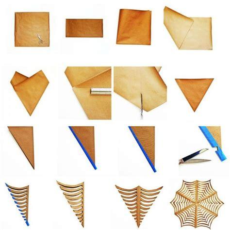 comment faire des toile d araignee pour origami facile 100 animaux fleurs en papier et d 233 co maison