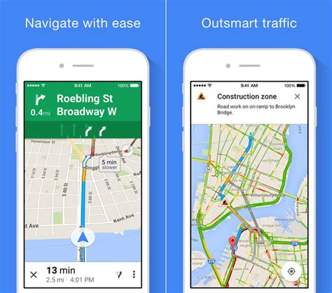 maps for iphone just got a big update here are 4