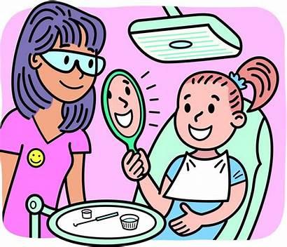 Clipart Visit Dental Clip Dentist Visiting Advertisement
