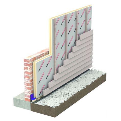 panneau pour isolation ext 233 rieure sous bardage ventil 233 iko insulation