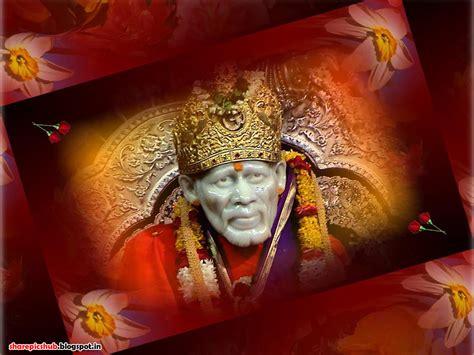 Lord Satguru Sai Baba Ji Hd Wallpaper For Desktop