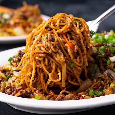 hoisin beef noodles marions kitchen