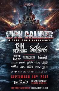 High Caliber  A Battleship Experience