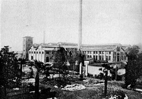 fabbrica di candele fabbrica di detersivi mira lanza mondiale 1914