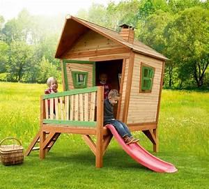 Cabane Exterieur Enfant : cabane jeu plein air cabanes abri jardin ~ Melissatoandfro.com Idées de Décoration
