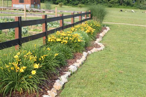 landscaping around fence the garden re design fences walkways growing rows and yes creating the new potato crates