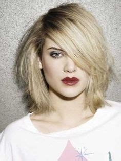 hair style image side bangs bob on wigs americans 7383