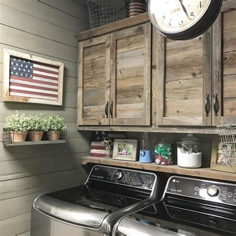Decorating Ideas For Utility Rooms by Unique Storage And Organization Ideas For Small Laundry