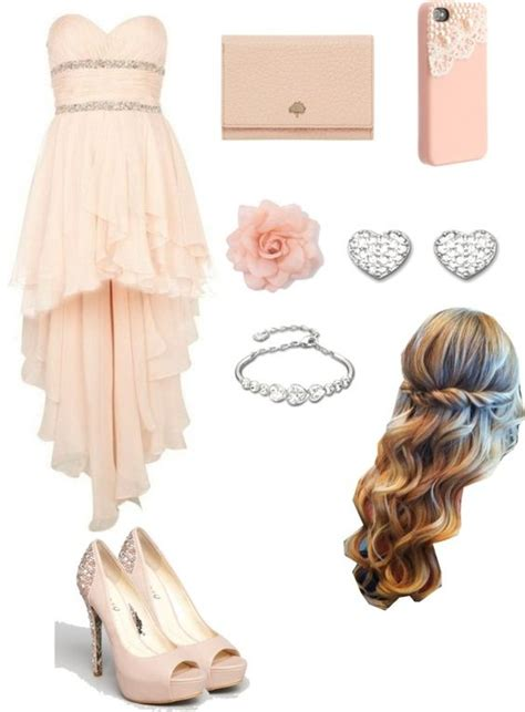 U0026quot;Beautiful Prom Outfitu0026quot; by cutenbeautiful liked on Polyvore | My style | Pinterest | Beautiful ...
