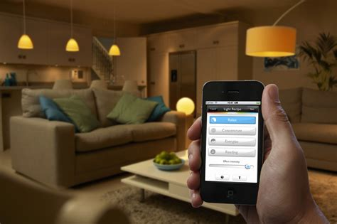 dailytech philips quot hue quot led bulb offers limitless colors