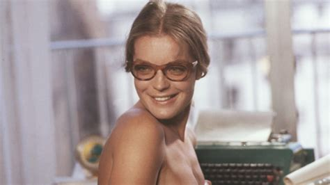romy schneider sexy 1969 the things of life film 1960s the red list