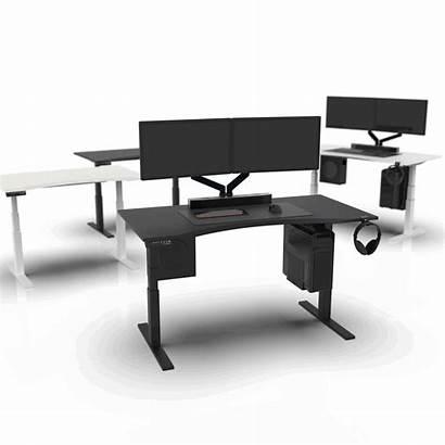 Desk Omnidesk Ultimate Pro Sit Stand Singapore