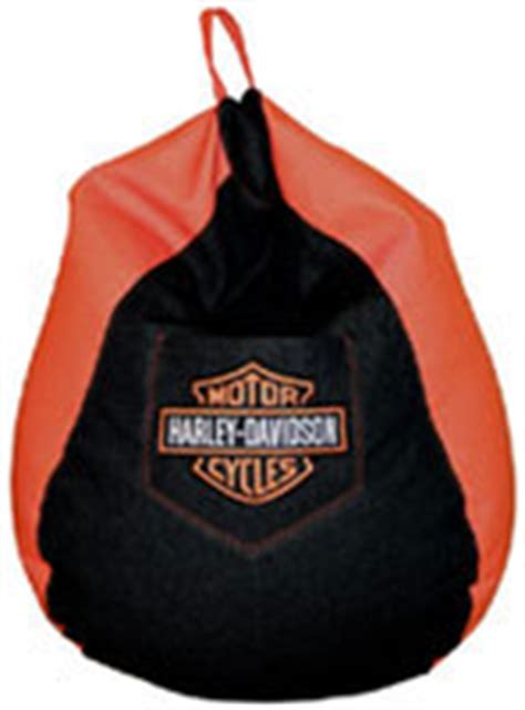 licensed harley davidson bean bags for the holidays at