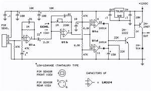 Pir Sensor Rebuild Project