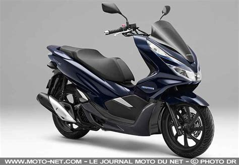 Pcx 2018 Photo by 125 Honda Pcx 2018 Le Scooter Passe 224 L 233 Lectrique Et
