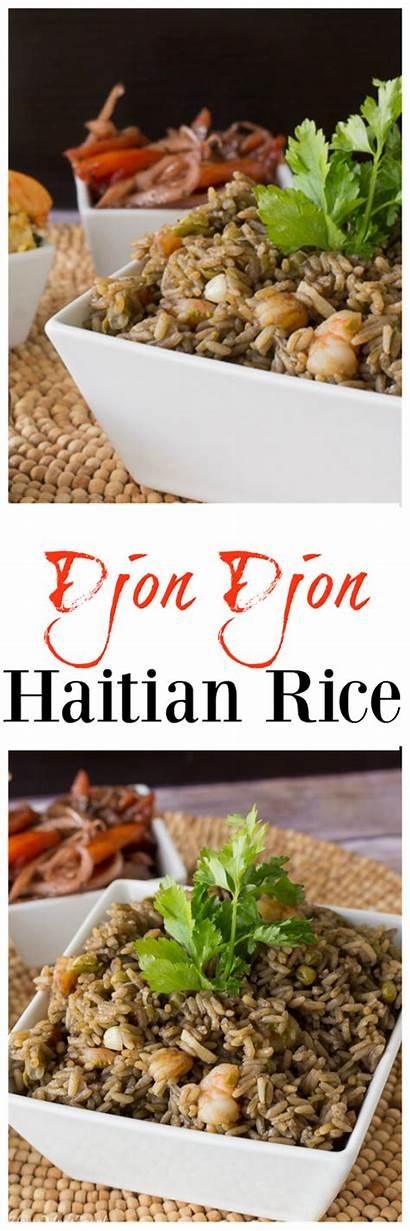 Haitian Rice Djon Recipe Mushroom Recipes Mushrooms