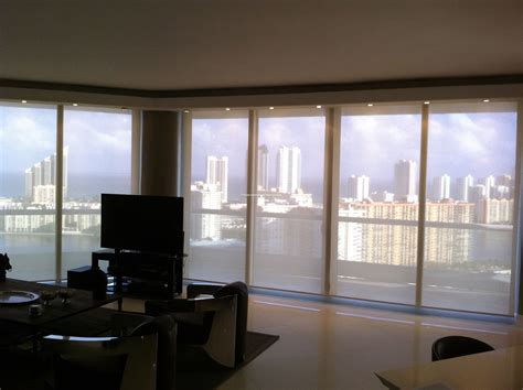 motorized roller blinds condos lofts blinds window coverings shades drapes