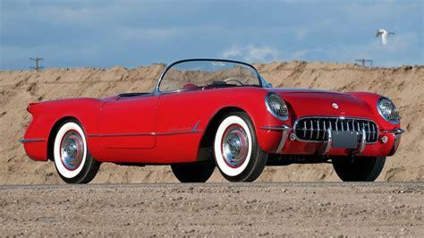 Classic Corvette Wallpaper