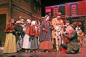 Rep brings holiday spirit with 'Christmas Carol' - Toledo ...