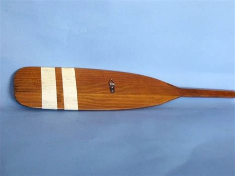 Paddle Boats Bay Area by Wooden Bay Area Rowing Oar W Hooks 50 Quot Nautical Wall