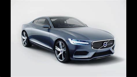 volvo coupe   concept  auto show youtube