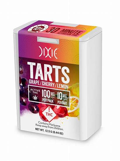 Dixie Tarts Infused Assorted Elixir Edibles Dispensary