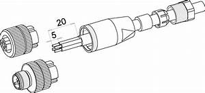 490017 - M12 - Connector