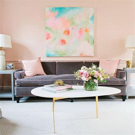 Girly Living Room by 15 Pretty Living Room Ideas For Fashionable S