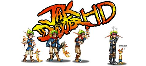 Jak And Daxter Hd Collection By Sketchy-linez On Deviantart