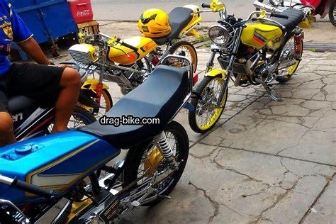 Modif Rx King Ban Kecil by 50 Foto Gambar Modifikasi Motor Rx King Drag Racing