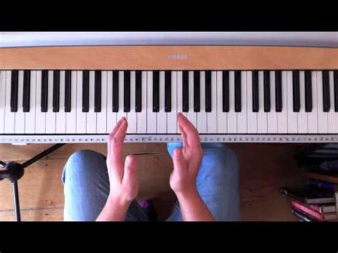 piano chords basics   progressions flow youtube