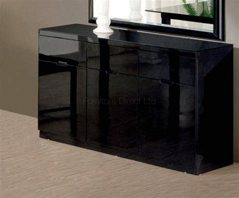 Next Black Gloss Sideboard by 15 Inspirations Of Next Black Gloss Sideboards