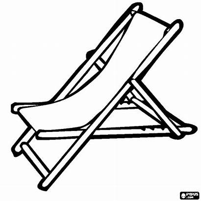 Chair Coloring Drawing Getdrawings Getcoloringpages