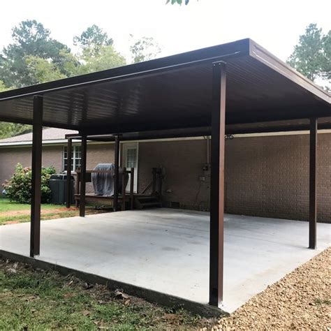 Canvas Car Ports by Canvas Aluminum Custom Awnings Carports Patio Covers