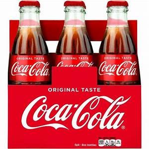 Coca-Cola Soda - 6pk/8 Fl Oz Glass Bottles : Target