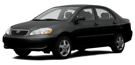 2007 Toyota Corolla Reviews, Images, And Specs