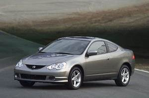 New Car Review: 2002 Acura RSX Type S
