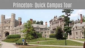 Quick Princeton University Campus Tour // Shani - YouTube