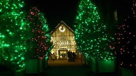 christmas lights of nashville holiday lights picture of cheekwood botanical gardens