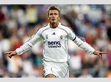 Real Madrid & Chelsea plan David Beckham move footiecoza