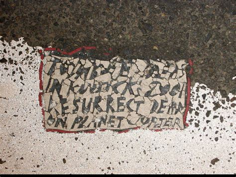 Toynbee Tiles Solved Snopes by The Still Unsolved Mystery Of The Toynbee Tiles