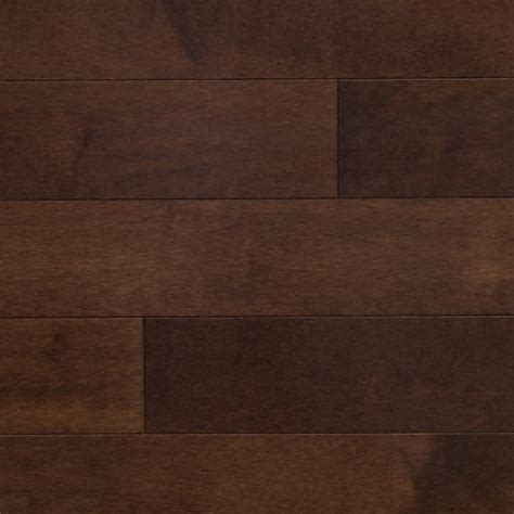 Maple Chocolate Brown   Hardwood Flooring Outlet